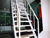 Лестница с переменным шагом